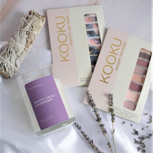 Lynk Artisan x Kooku Nails (Self Care Gift Sets)