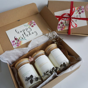 Signature Collection Candle Gift Set (200G)