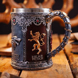 Caneca Game of Thrones de Aço 600 ml