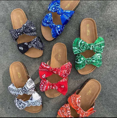 Bandana Barbie Slides
