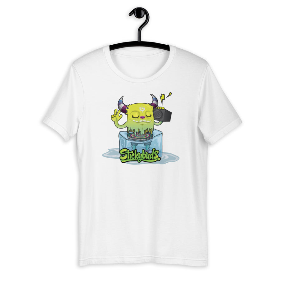 Yellow Horn Monster T-Shirt