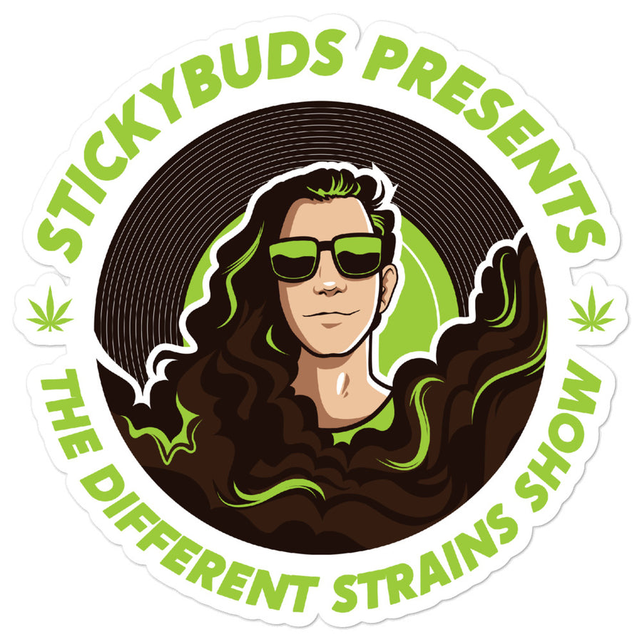 Different Strains Sticker