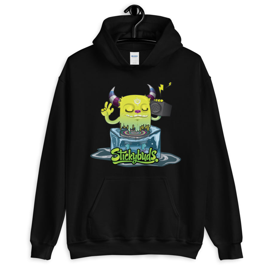 Yellow Horn Monster Hoodie