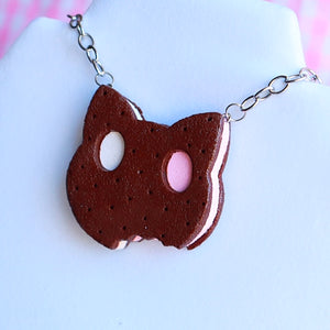 Cookie Cat Choker