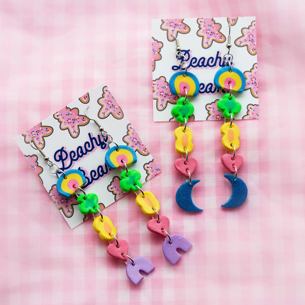Lucky Bean Earrings
