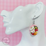 Bento Box Earrings