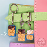 Dunk-a-Cookie Keychain