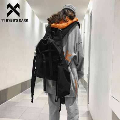11 BYBB DARK Ribbon Backpack