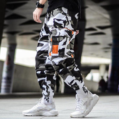 GWTW™ Cargo Camouflage Pants