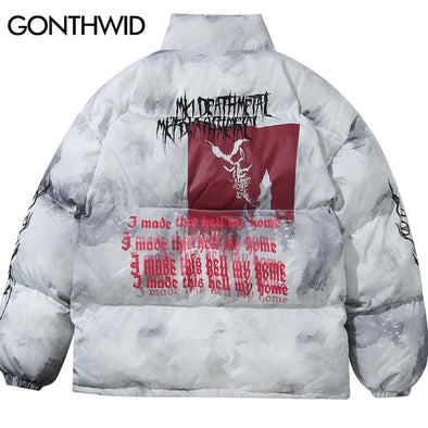 GWTW™ Graffiti Ink Parka
