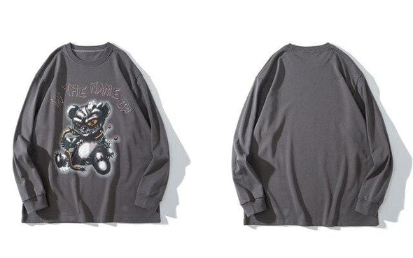 GWTW™ Devil Bear Long Sleeve