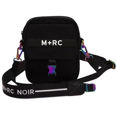 M+RC NOIR Canvas Rainbow Bag