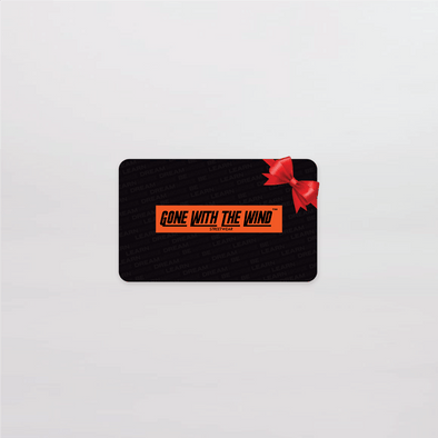Gone With The Wind Streetwear Accessory GWTW™ Gift Card