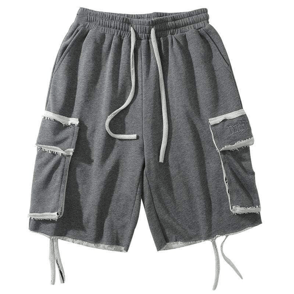 GWTW™ Distressed Jogger Shorts