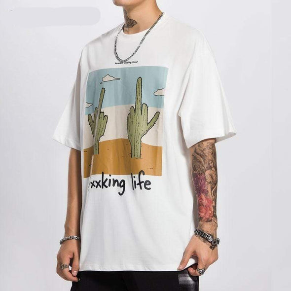 GWTW™ Middle(Of Nowhere) Finger Tee