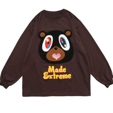 GWTW™ 'Graduation Bear' Long Sleeve Tee