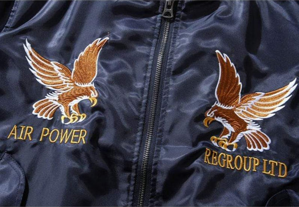 GWTW™  REGROUP Bomber