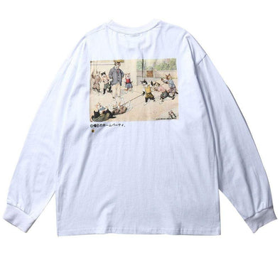 GWTW™  Tug of War Long Sleeve Tee