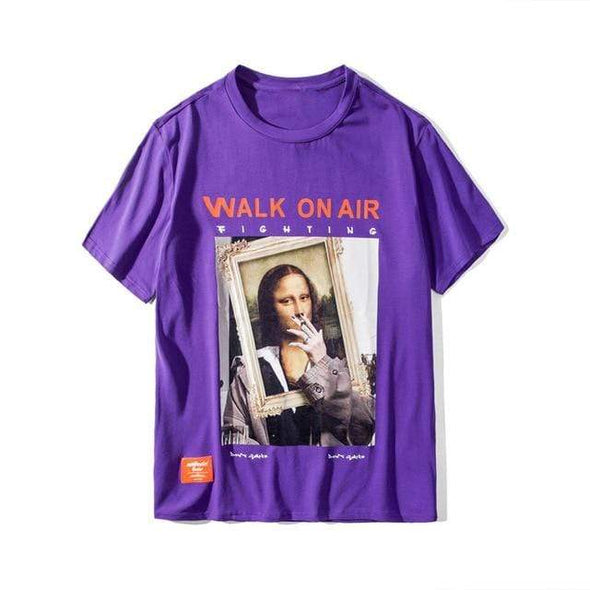 GWTW™ Mona Lisa 'Walk On Air' Tee
