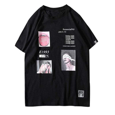 Gone With The Wind Streetwear Tees GONTHWID 'Personality' Tee