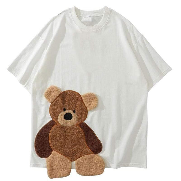 GWTW™ Teddy Bear Patch Tee