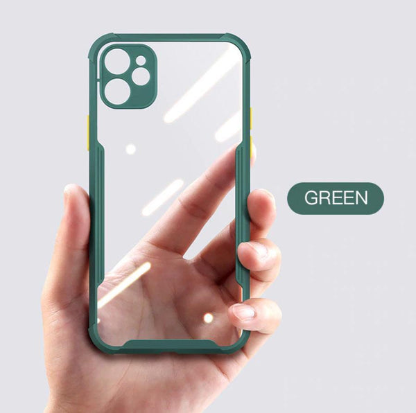 iPhone 11 HD Transparent Case with Camera Protection