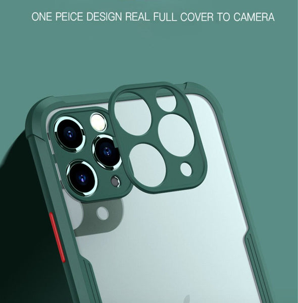 11 Series HD Transparent Camera Protection Case