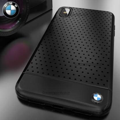 iPhone X| Xs| Xs Max BMW Edition Genuine Leather Case