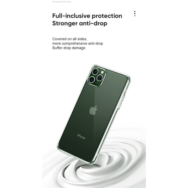 iPhone 11 Joyroom New T Transparent Series Silicon Soft Case