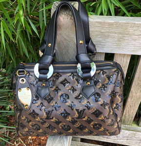 Louis Vuitton 28 Eclipse Monogram Bag