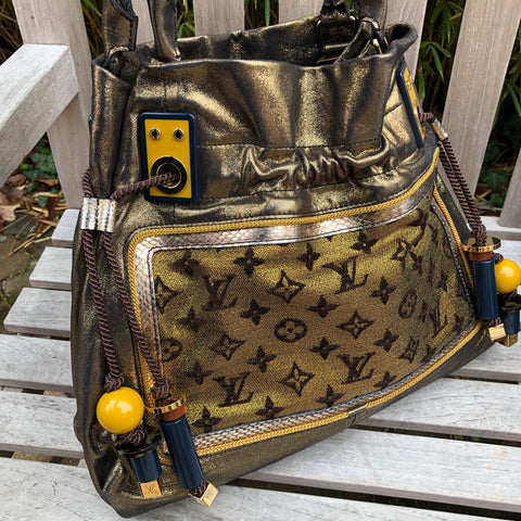 Louis Vuitton Lurex Sunbird Tote