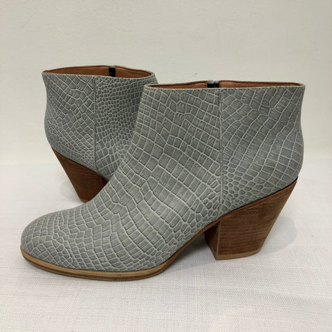 Rachel Comey Embossed Booties