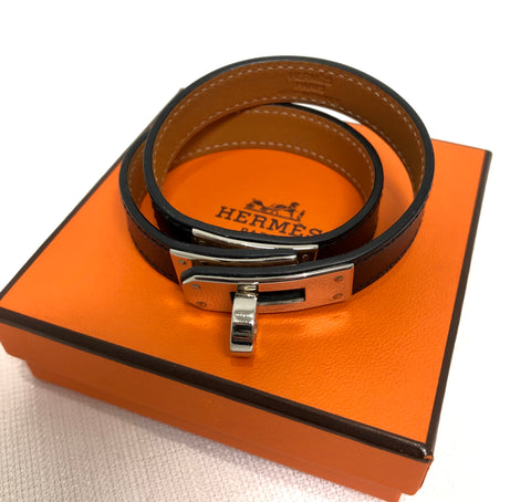 Hermès Kelly Double Tour Bracelet