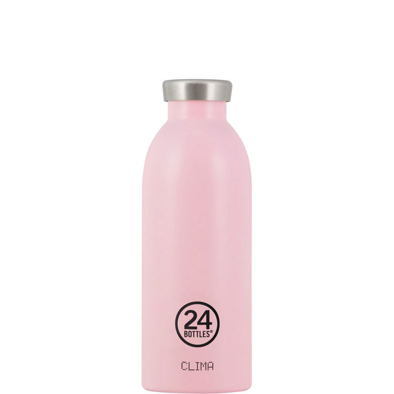24Bottles® Clima 500ml 《Candy Pink》
