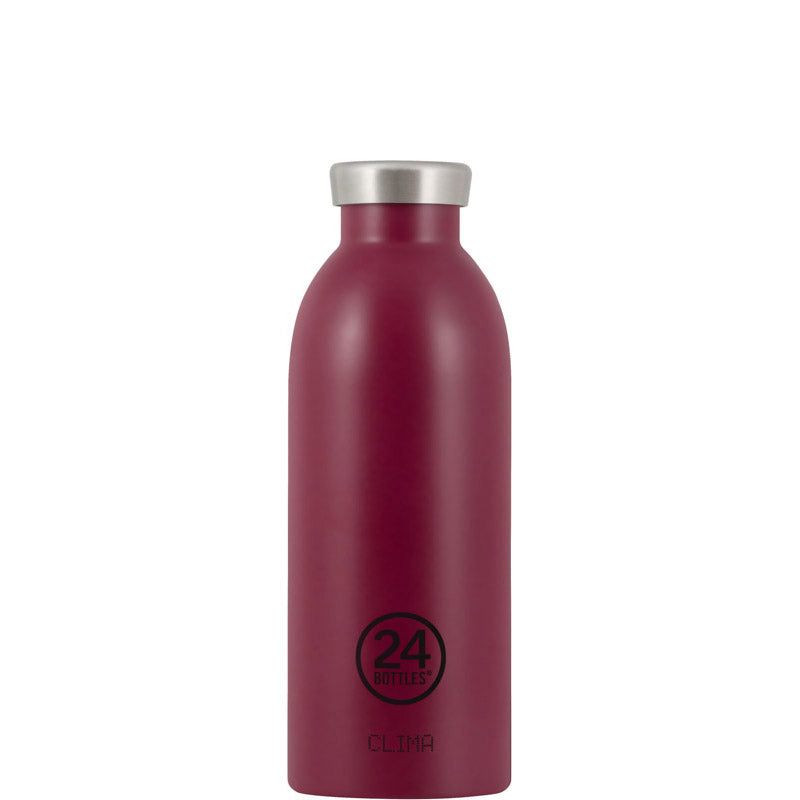 24Bottles® Clima 500ml 《Country Red》