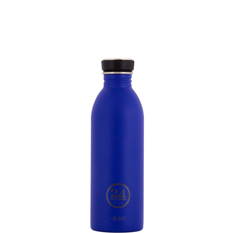 24Bottles® Urban 500ml 《Gold Blue》