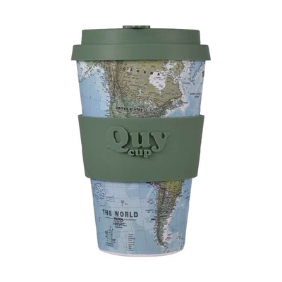QUYCUP® 400ml 《Map》