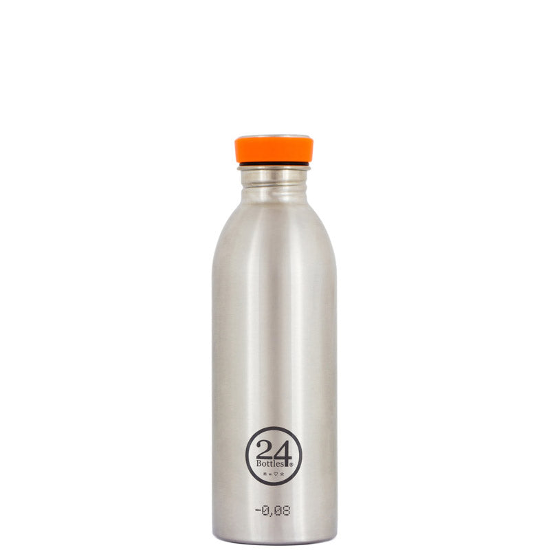 24Bottles® Urban 500ml 《Steel》