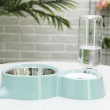Load image into Gallery viewer, Automatic Cat Feeder With Water Dispenser - KittenLands