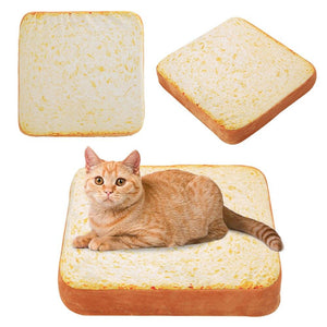Toast Bread Cat Bed - KittenLands