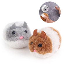 Load image into Gallery viewer, Chubby Running Mouse Cat Toy - KittenLands