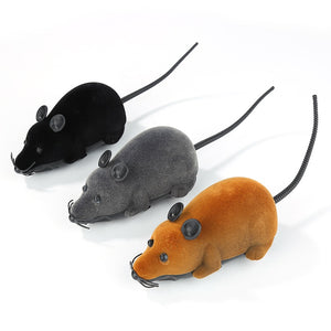 Wireless Remote Control Rat Cat Toy