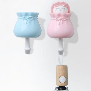 Cute Cat Wall Hook