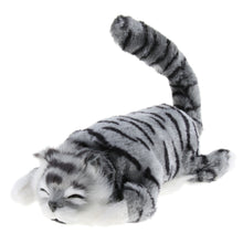 Load image into Gallery viewer, Electric Laughing Rolling Cat Doll