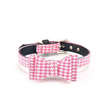 Load image into Gallery viewer, Fashion Cat Collar Bowtie with Bell