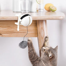 Load image into Gallery viewer, Electric Yo-Yo Lifting Ball Cat Toy - KittenLands