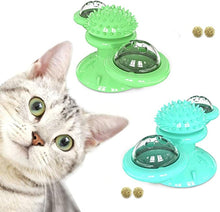 Load image into Gallery viewer, Windmill Cat Toy With Suction Cup - KittenLands