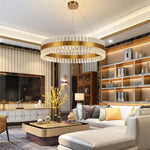 Modern Gold-Bronze Light chandeliers - Your Chandelier