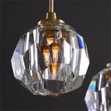 American Crystal Ball Led Chandelier Light - Your Chandelier