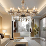Luxurious 10 Arm Chandelier - Your Chandelier